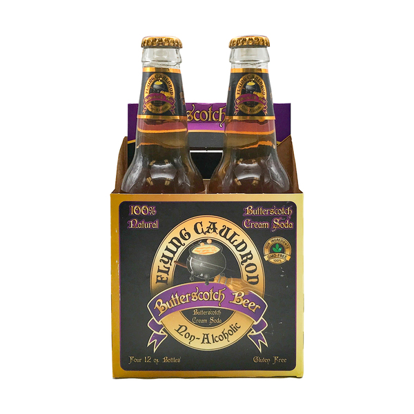 Reed's Flying Cauldron Non-alcoholic Butterscotch Beer
