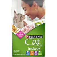 3.15-lb Purina Cat Chow Hairball, Healthy Weight, Indoor Dry Cat Food, Indoor