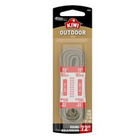 Outdoor Round Laces Brown 72'' 1 pair