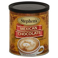 Stephen's Drink Mix, Mexican Chocolate