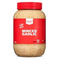 Minced Garlic - 32oz - Market Pantry™