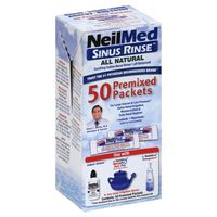 Neil Med Sinus Rinse, Premixed Packets