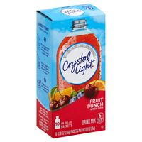 Crystal Light Fruit Punch On-The-Go Powdered Drink Mix