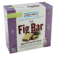 Nature's Bakery Gluten Free Original Fig Bar