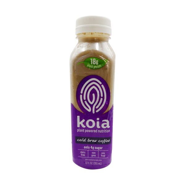 Koia Cold Brew Coffee, 12 fl oz