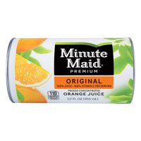 Minute Maid Original Frozen Concentrated Orange Juice, 12.0 FL OZ