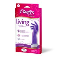 Playtex Premium Living Cleaning Gloves, Medium, 1 pair