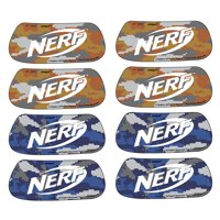 Nerf Party Eye Black Sticker Party Favors, 16ct