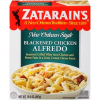 Zatarain's Blackened Chicken Alfredo Frozen Dinner, 10.5 oz
