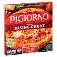 DiGiorno Three Meat Frozen Pizza with Rising Crust