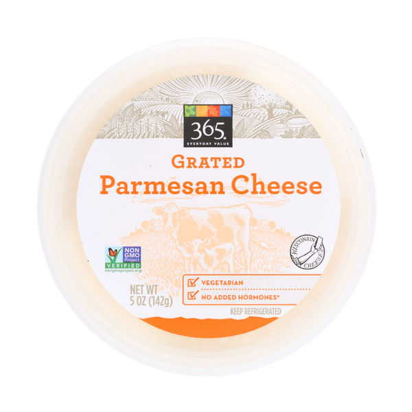 365 Everyday Value® Grated Parmesan Cheese, 5 oz