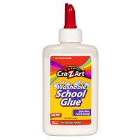 Cra-Z-Art Premium Washable School Glue - 4oz.