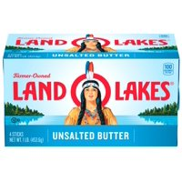 Land O Lakes Unsalted Butter, 1 lb.