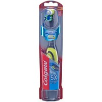Colgate Total Advanced Floss-Tip Battery Powered Toothbrush - Soft