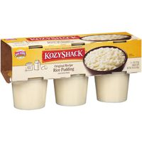 Kozyshack Rice Pudding, Gluten Free, Original Recipe