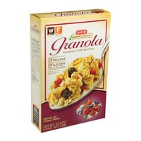 H-E-B Granola With Berries