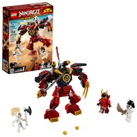 LEGO Ninjago Legacy Samurai Mech 70665 Building Kit with Minifigures