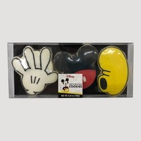 Disney Mickey Mouse & Friends Mickey Cookie Set - 3ct