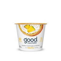 Good Culture 2% Milkfat Pineapple Cottage Cheese - 5.3oz