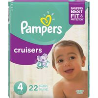Pampers Cruisers Diapers Size 4