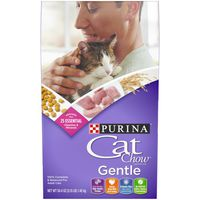 Purina Cat Chow Sensitive Stomach Dry Cat Food, Gentle
