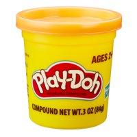Play-Doh Modeling Compound Single Can in Orange