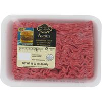 Private Selection Angus Ground Beef Chuck