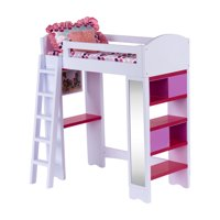 My Life As Loft Bed Play Set for 18