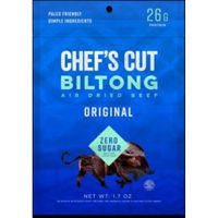 Chef's Cut Biltong, Original