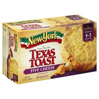 New York Bakery Five Cheese Texas Toast, 8 ct