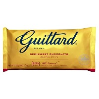 Guittard Semisweet Chocolate Baking Chips - 12oz
