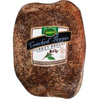 Jennie-O Turkey Cracked Pepper Turkey Breast, Deli Sliced