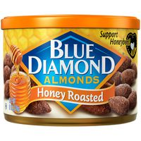 Blue Diamond Almonds Honey Roasted Blue Diamond Honey Roasted Almonds