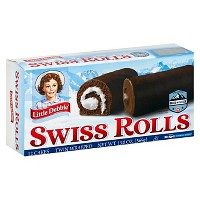 Little Debbie Swiss Rolls - 12ct