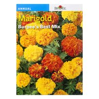 Burpee Marigold 's Best Mix