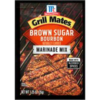 McCormick® Grill Mates® Brown Sugar Bourbon Marinade