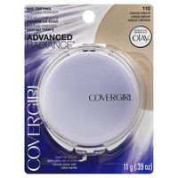 CoverGirl Advanced Radiance Age-Defying Pressed Powder 110 Creamy Natural
