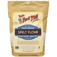 Bobs Red Mill Spelt Flour, Stone Ground