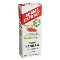 Adams Extract Vanilla Extract, Pure