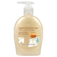 Milk and Honey Hand Soap - 7.5oz - Up&Up™