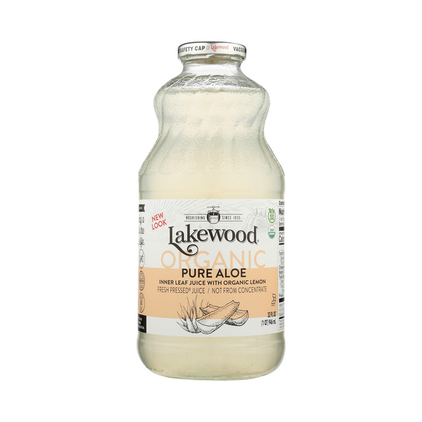 Lakewood PURE Aloe Organic, 32 fl oz