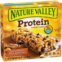 Nature Valley Protein Chewy Bars, Peanut Butter Dark Chocolate