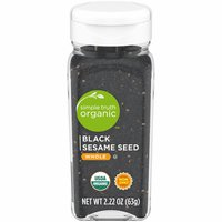 Simple Truth Organic Black Sesame Seed
