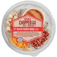 H-E-B Barbecue Chopped Salad Bowl With Chicken