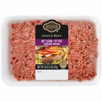 Private Selection Ground Beef Round