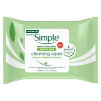 Simple Facial Cleansing Wipes Cleansing
