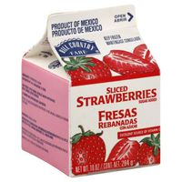 Hill Country Fare Sliced Strawberries With Sugar