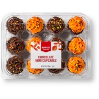Chocolate Mini Cupcakes - Market Pantry™