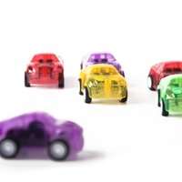 Way To Celebrate Pull Back Cars Party Favors, 6ct
