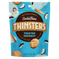 Mrs. Thinster's Toasted Coconut Cookies - 4oz